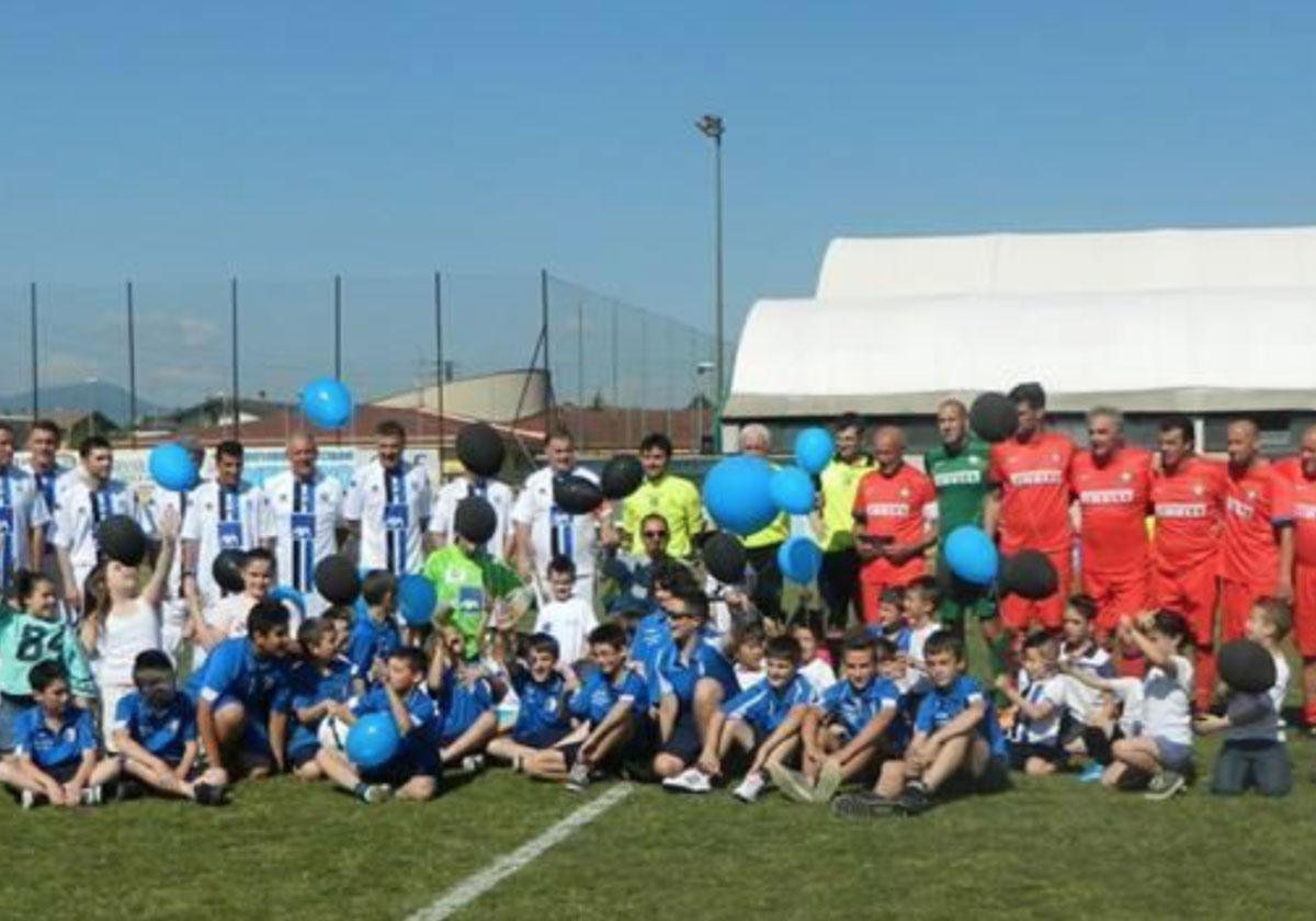 IN VIAGGIO CON ANDREA 1 Triangolare di Calcio Giacinto